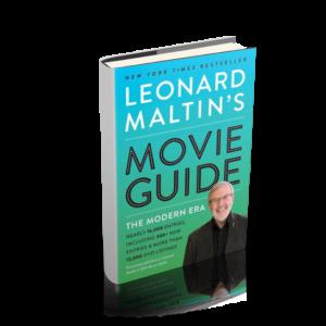leonard maltin's movie guide book